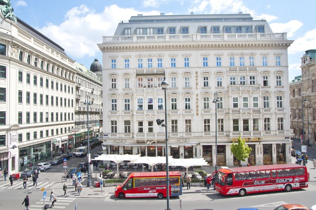 Experience a Life of Luxury at Hotel Sacher