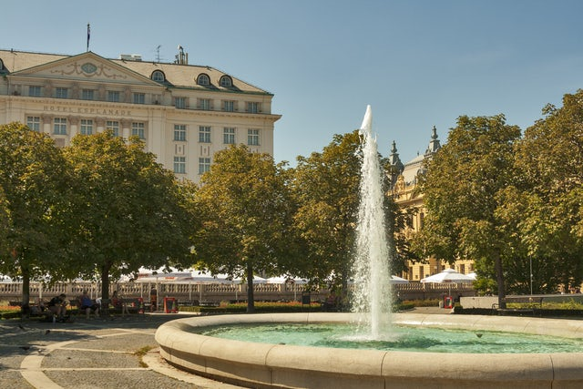 Experience a Life of Luxury at Esplanade Zagreb