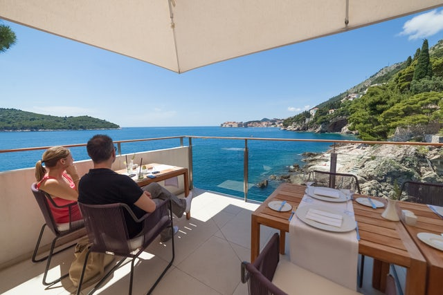 Experience a Life of Luxury at Hotel Bellevue Dubrovnik