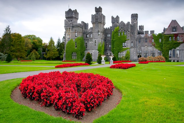 Experience a Life of Luxury at Ashford Castle
