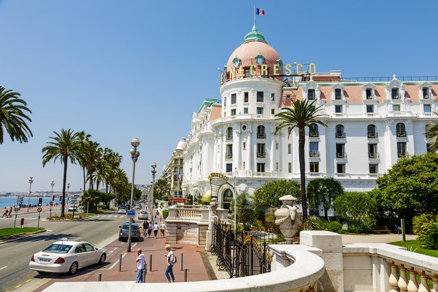 Experience a Life of Luxury at Hotel Le Negresco