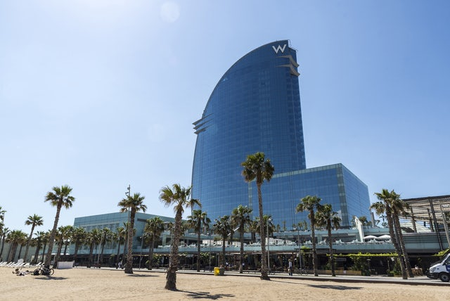 Experience a Life of Luxury at W Barcelona