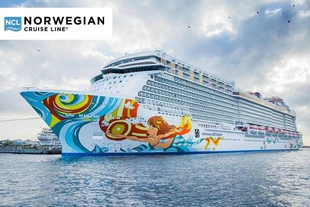 Eastern Caribbean Cruise onboard Norwegian Getaway