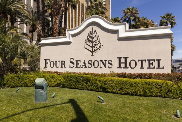 Experience a Life of Luxury at Four Seasons Las Vegas