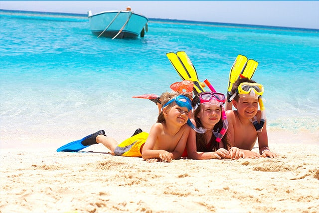 Every 3rd Night Free, Resort Coupons + Kids free in Mexico
