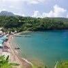 Panorama of Anse La Raye bay in St. Lucia.jpg