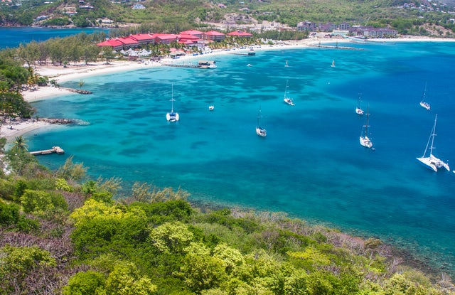 Explore St. James's Club Morgan Bay in St. Lucia