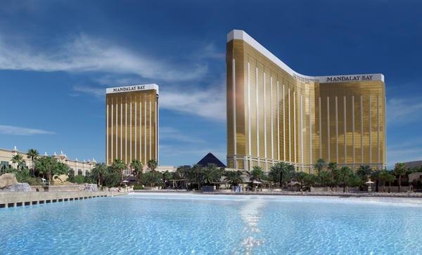 Las Vegas Awaits!