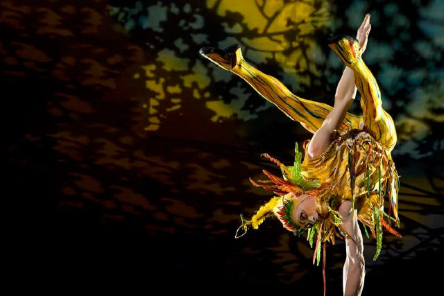 2 Free tickets to Mystere with a 3-night stay