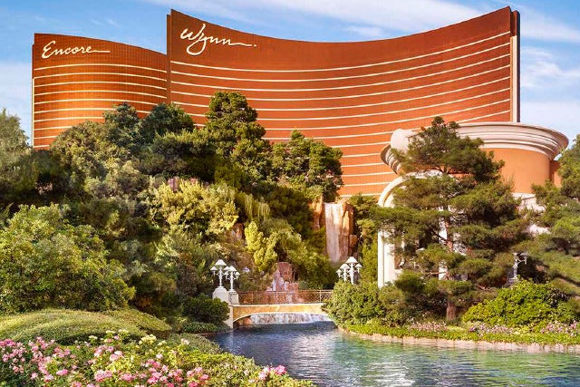 Free daily breakfast at Wynn Las Vegas & Encore