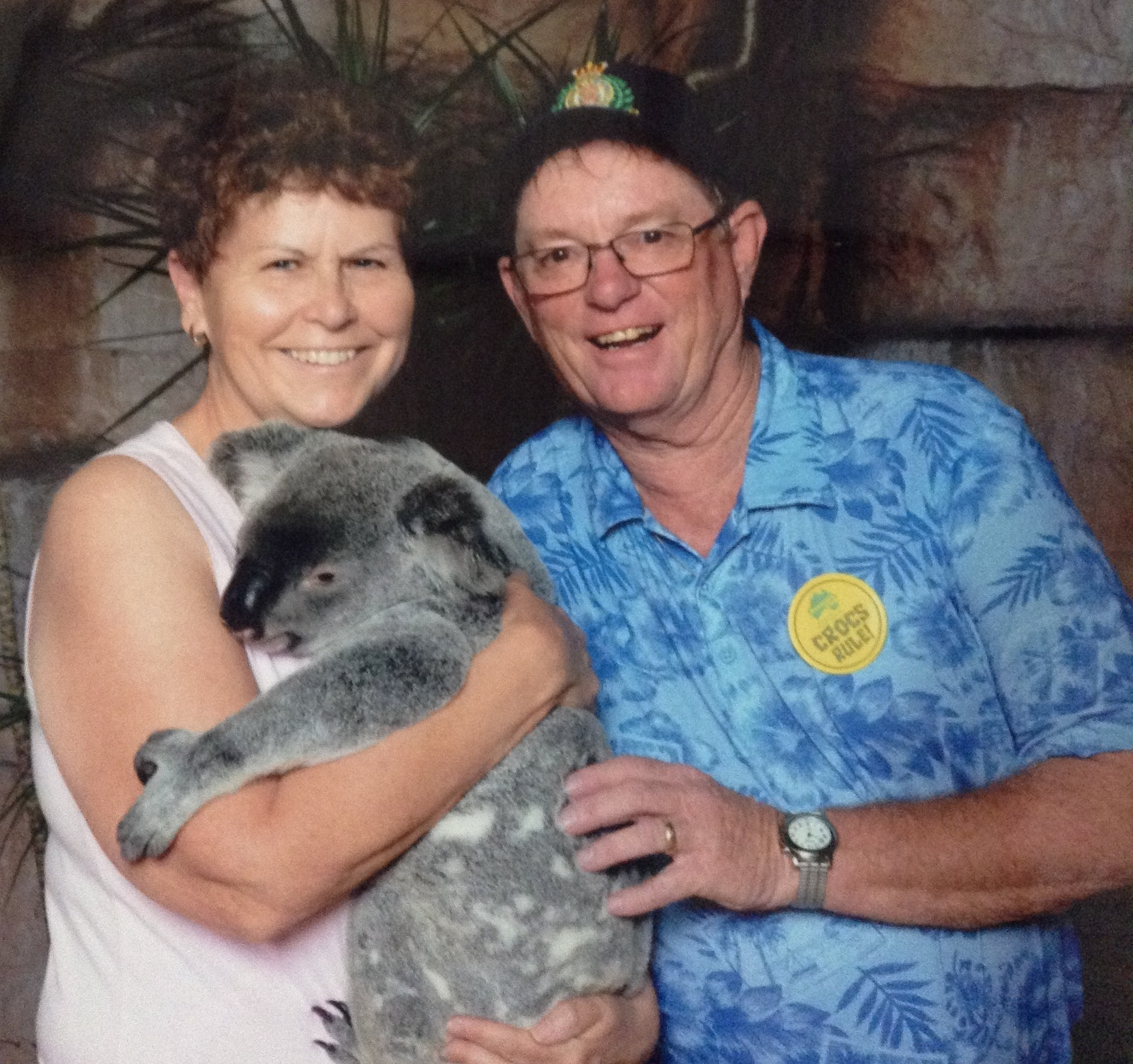 A client's trip to Tahiti aboard the Radiance of the Seas