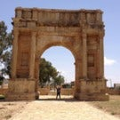 Roman Ruins in Tunisia