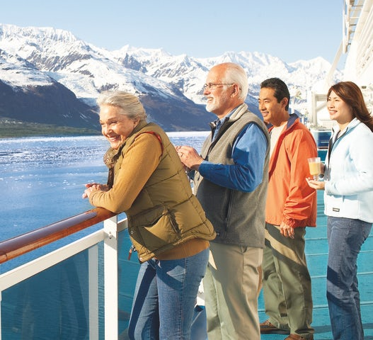 7 Night Alaska Hosted Cruise