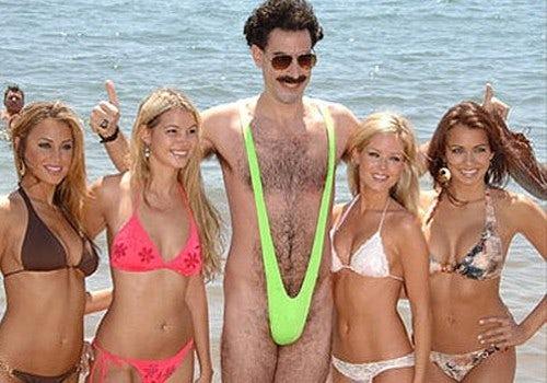 "British Seaside Resort Bans the ""Mankini"""