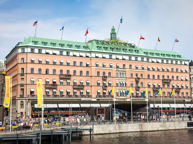 Experience a Life of Luxury at Grand Stockholm Hotel