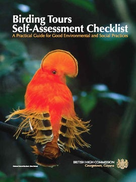 Birding Tours Self Assessment Checklist