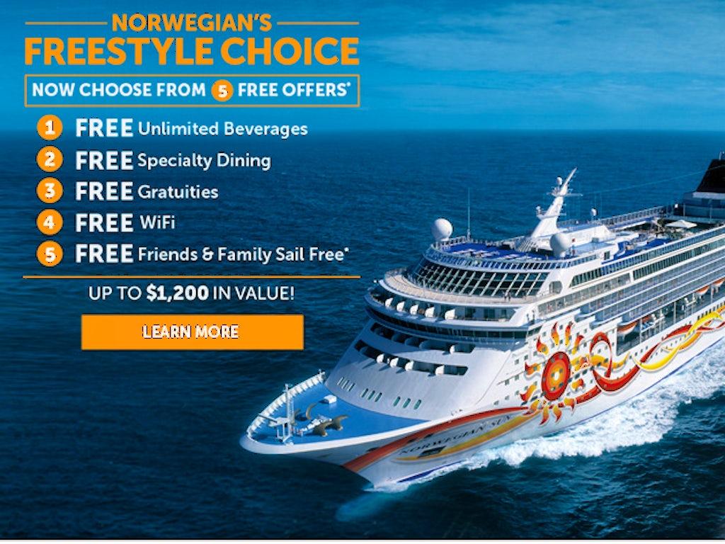 Norwegian South America Cruise