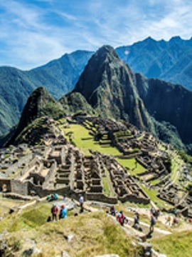 The Lares Adventure to Machu Picchu