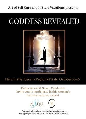 Goddess Revealed