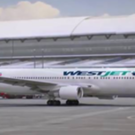 Milestone: WestJet's First 767-300 Touches Down