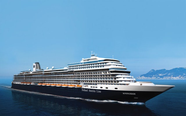 Introducing the NEW Koningsdam