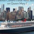 Experience Cunard's Jazz at Sea Sailing