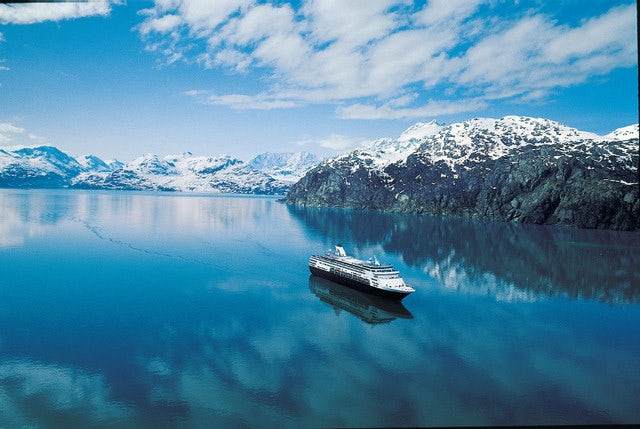 Explore Alaska with Holland America Line