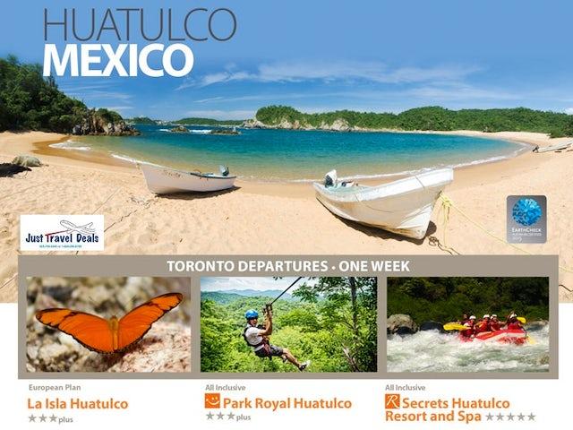 Enjoy A 1200 Mega Pass When Booking An El Cid Hotel In Mazatlan