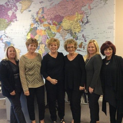 The Travel Zone Girls