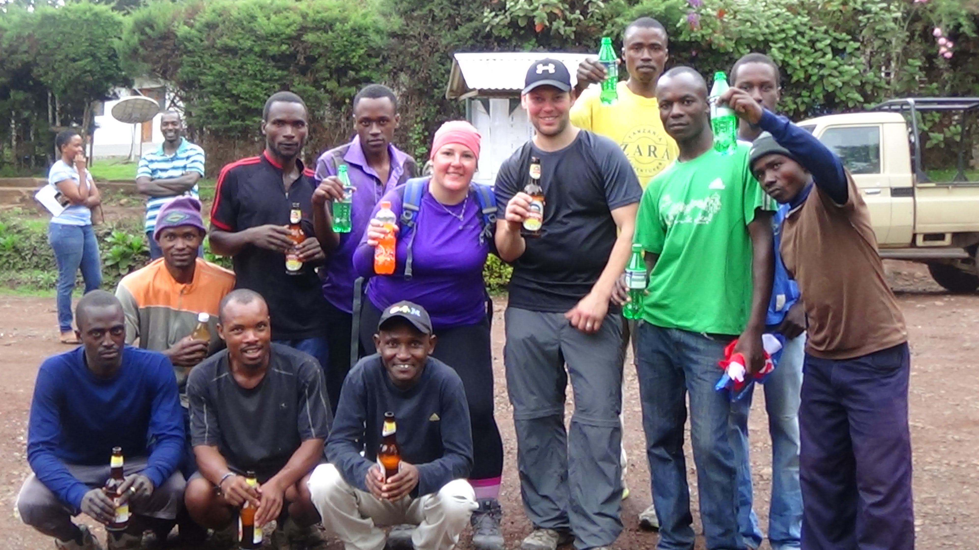 Our Clients Climbed Mount Kilimanjaro!