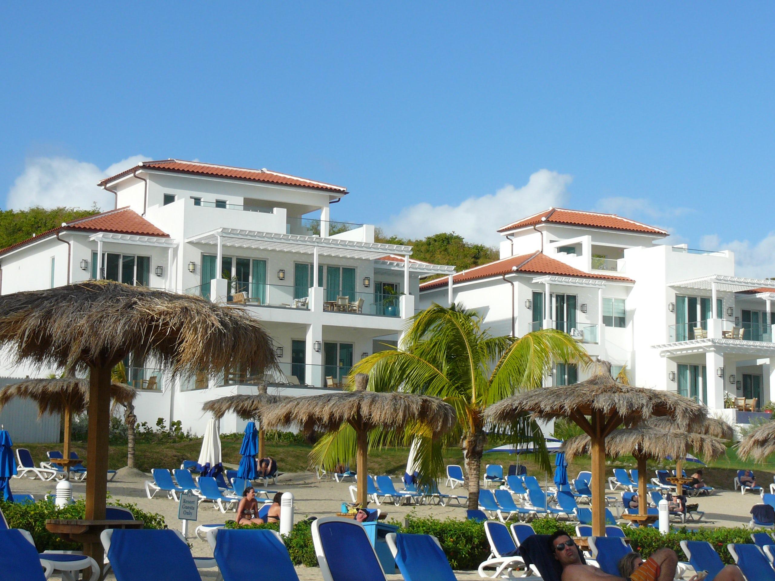 Windjammer Villa Resort in Saint Lucia
