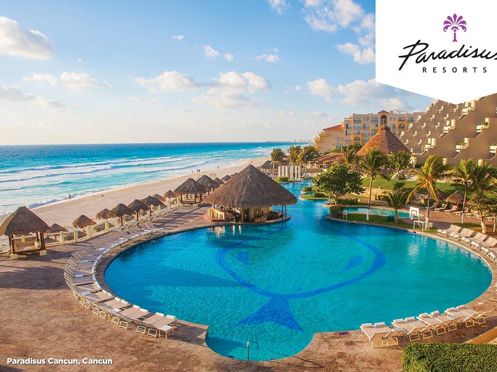 Paradisus Cancun And Paradisus Punta Cana Resort