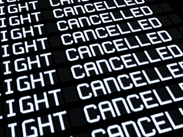 Athens Airport Closes Due to 24 Hr Strike