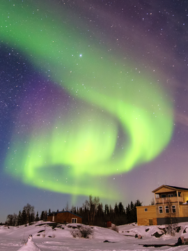 Aurora Hunting in Canada's North!