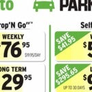 Savings Code for Park and Fly in Toronto