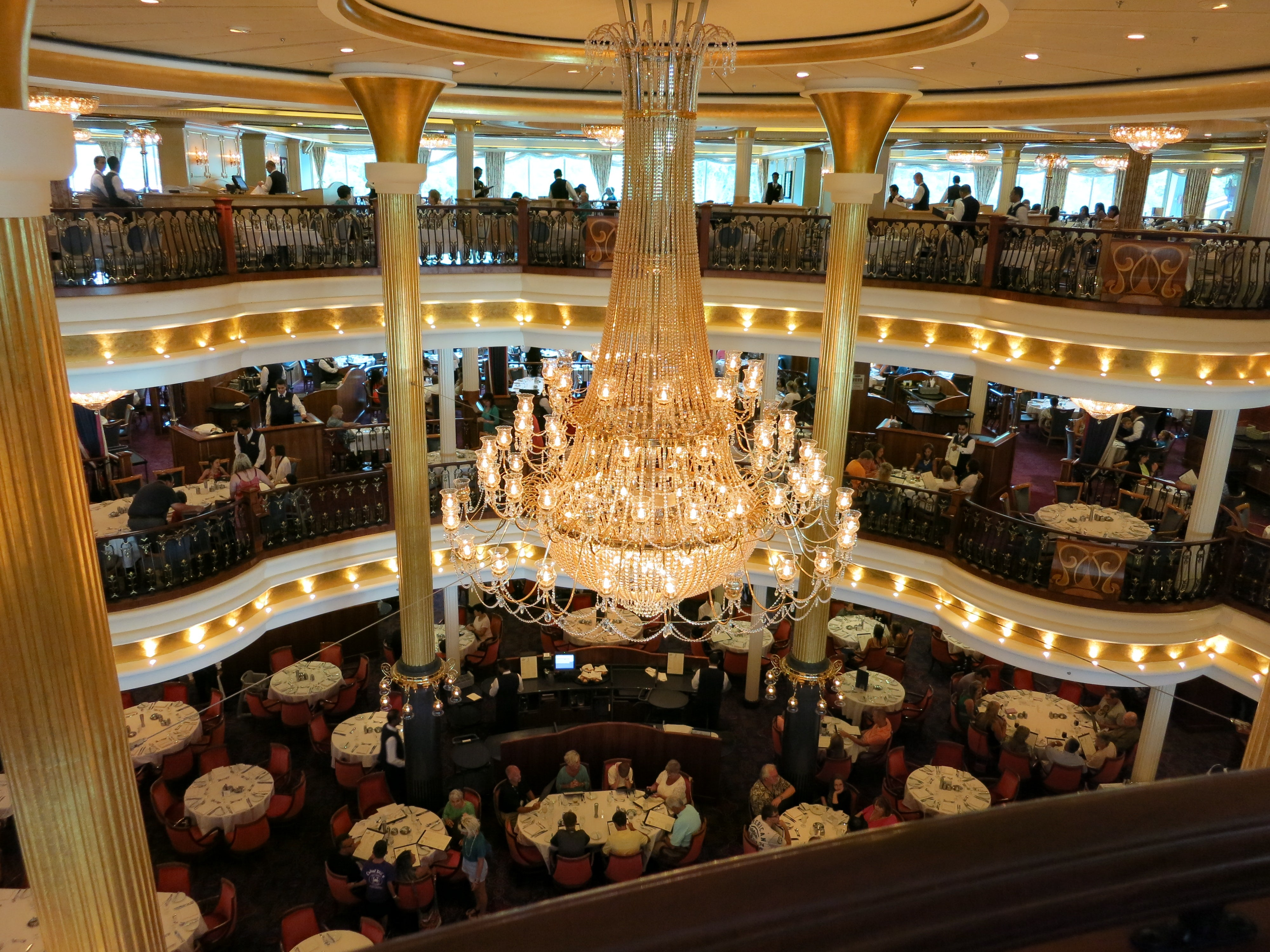 A Trip on the Royal Caribbean's Freedom of the Seas