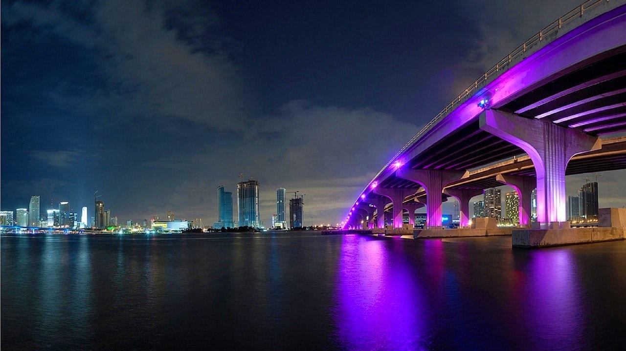 Oceania Cruises: Bridge of the Americas