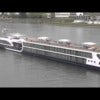 Passenger ship AVALON ARTISTRY II traveling on the Rhine