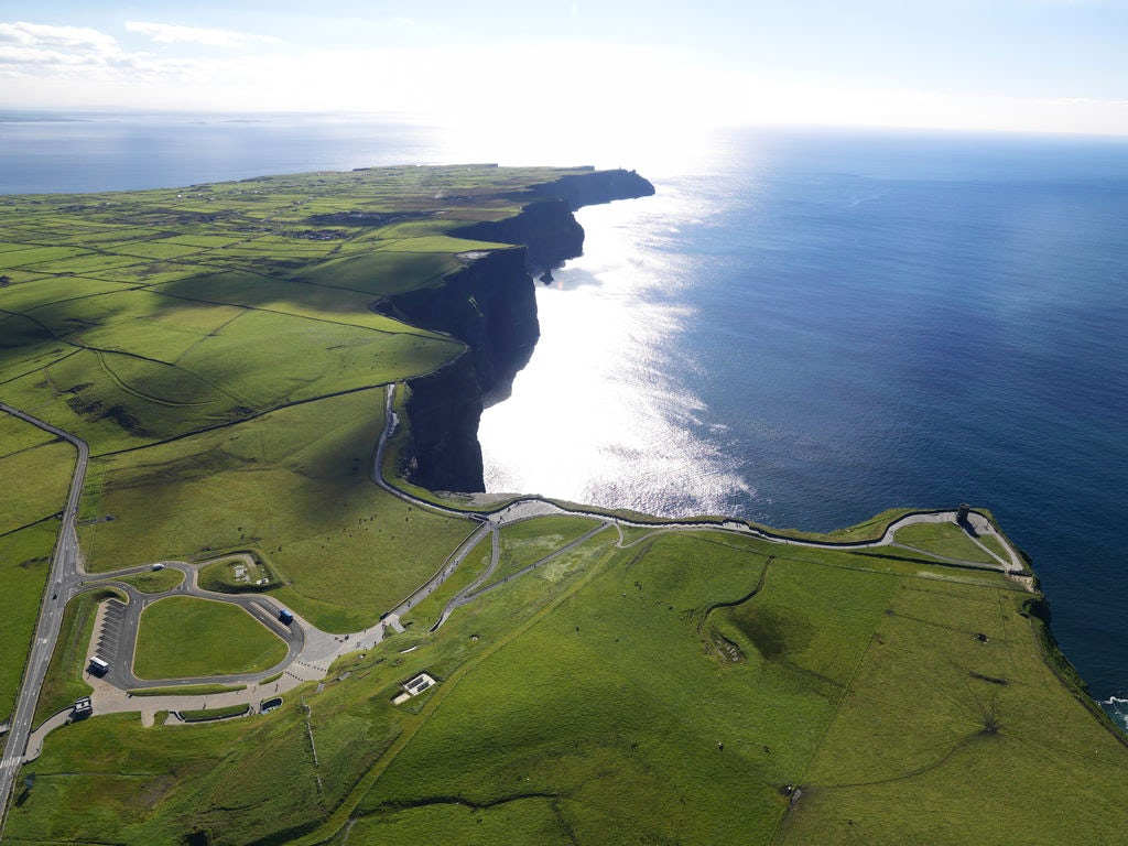 Exploring the Wild Side of Ireland's Atlantic Way