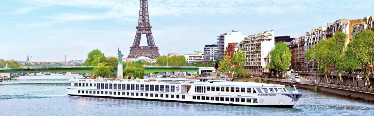 Free Economy Air on 2017 European  & Russian Boutique River Cruises