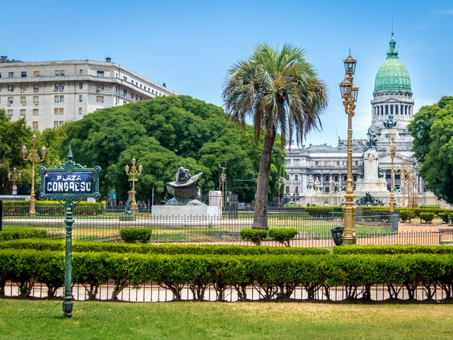 Buenos Aires F.D.