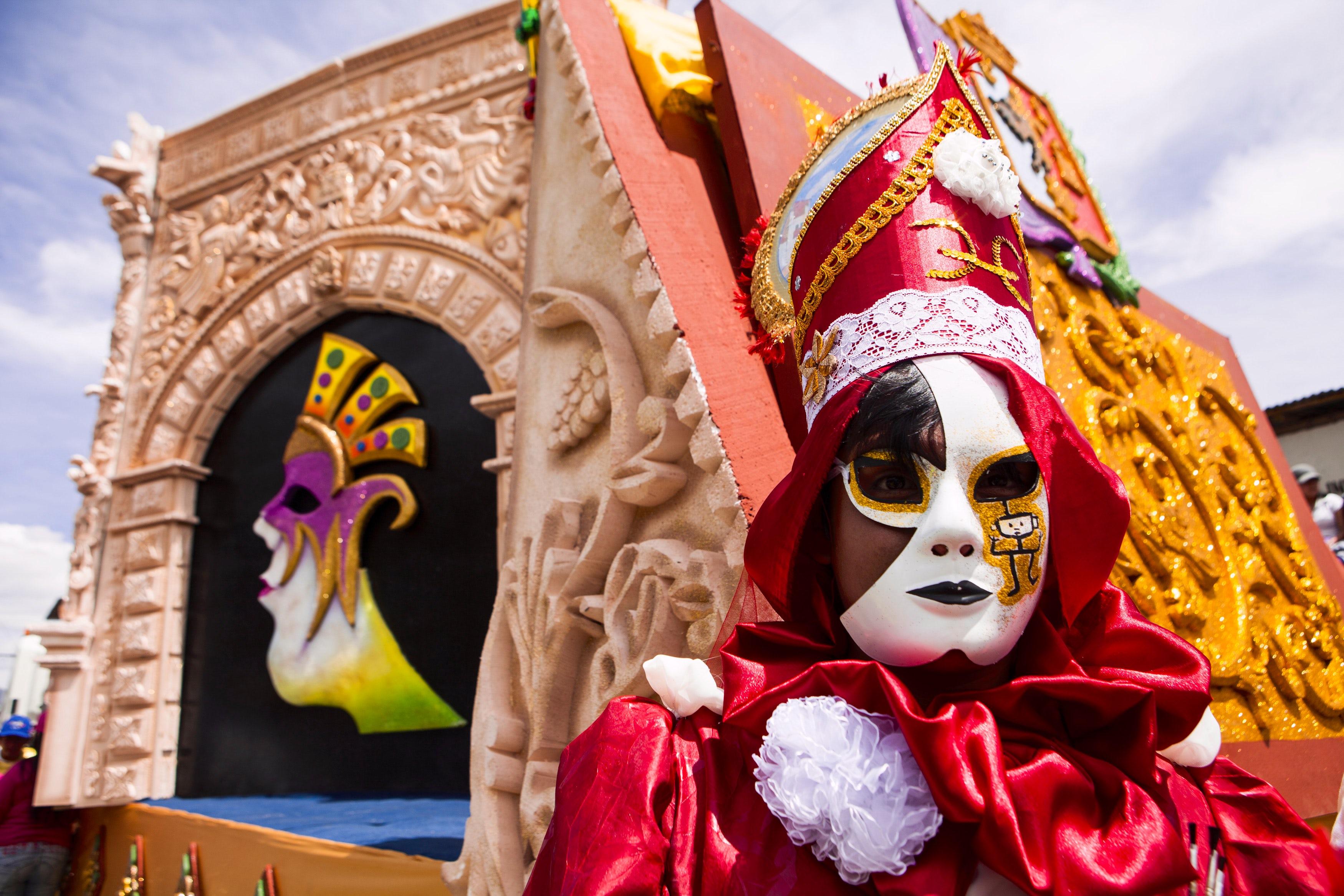 Four Winter Festivals in Peru