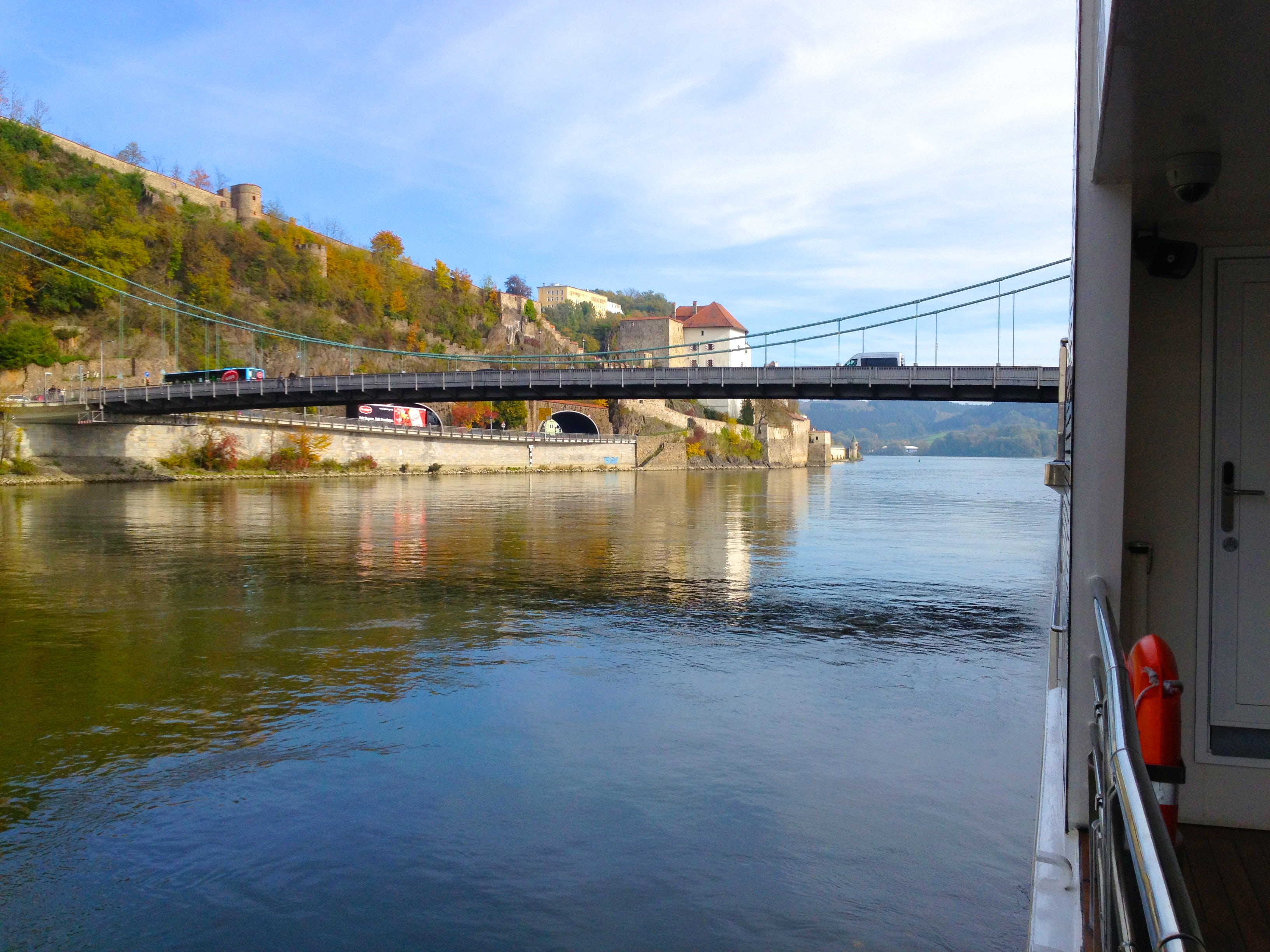 Three 'Starter' European River Cruises