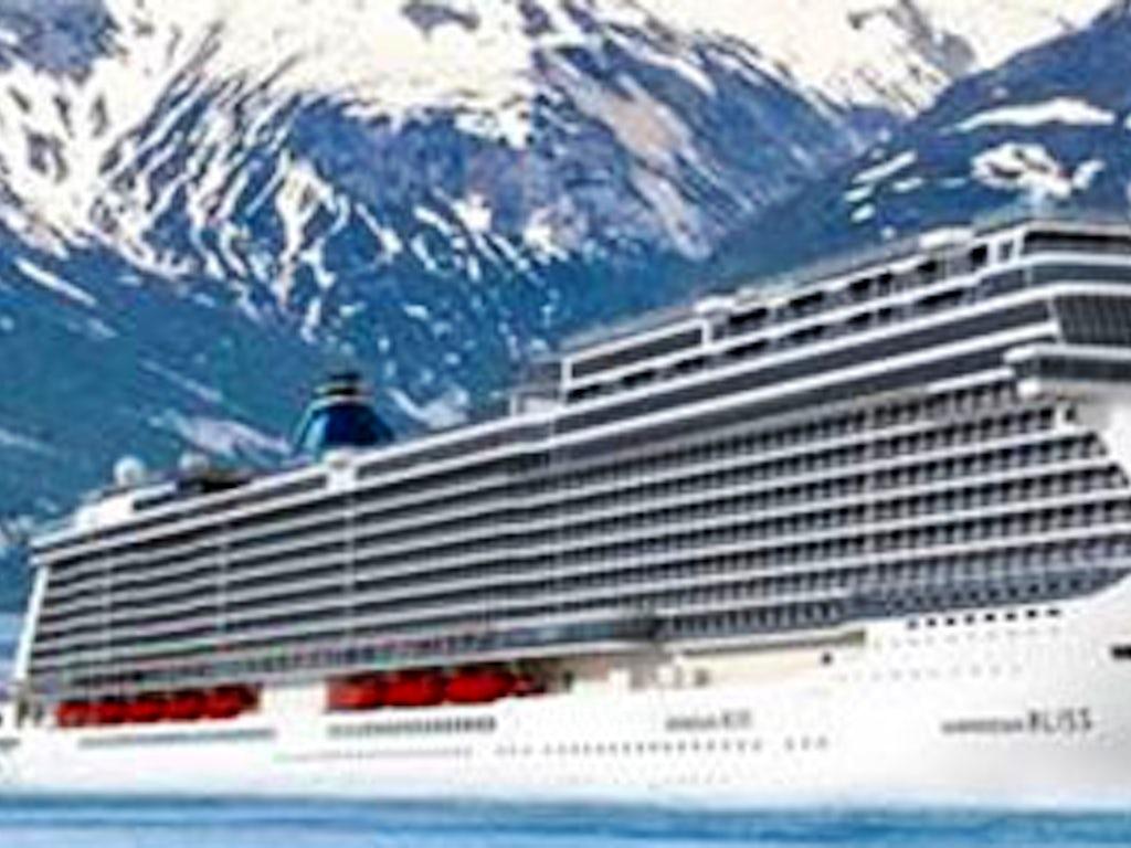 Norwegian Cruise Line's CUSTOM BUILT FOR ALASKA CRUISING