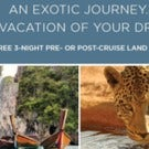 Take an Exotic Vacation of Your Dreams!