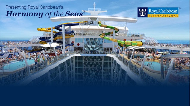 Harmony of the Seas!