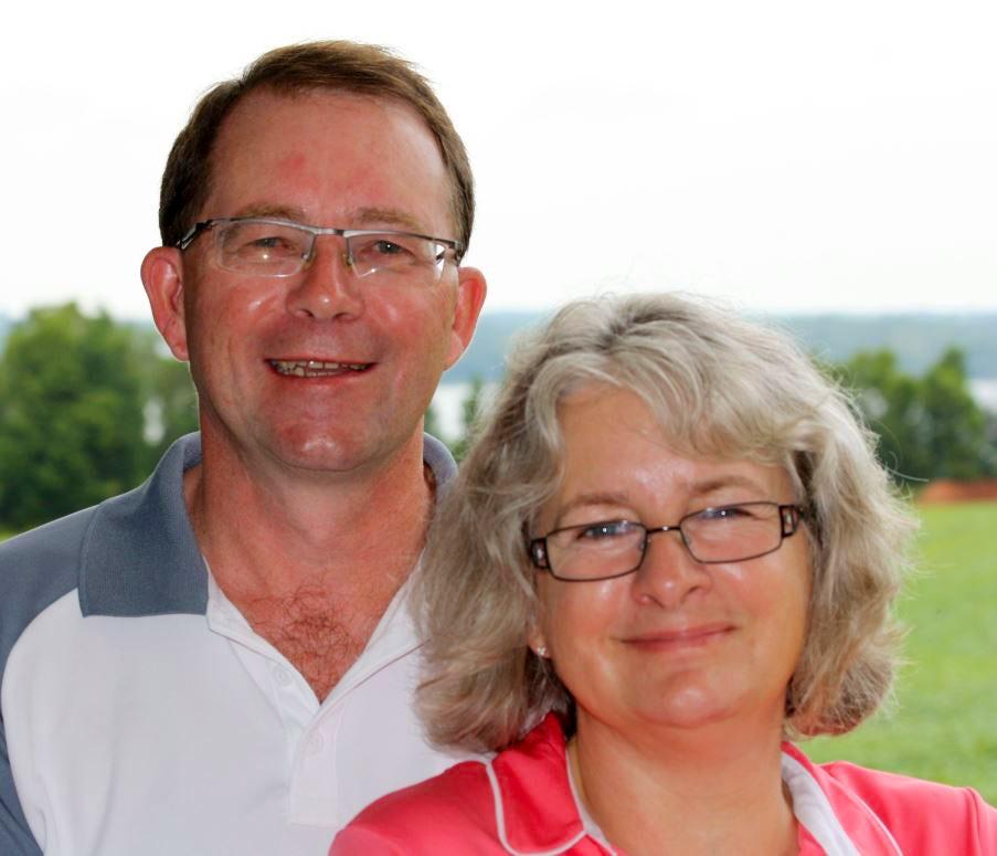 Kevin & Michelle Hayward