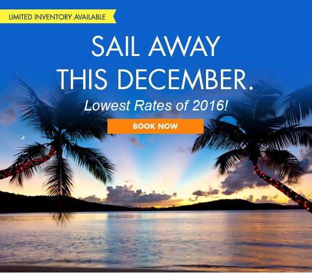 Norwegian Cruise Lines - Sail Away This December