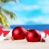 Christmas ornaments on beach.jpg