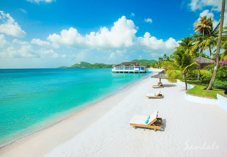 Sandals: St. Lucia